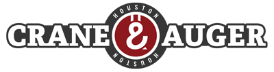 Houston Crane & Auger Logo